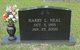 Harry L. Neal