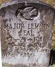 Profile photo:  Major Lemoin Beal