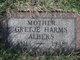 Gretje <I>Harms</I> Albers