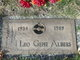 Leo Gene Albers