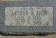 Profile photo:  Arthur Rudolph Eich