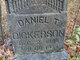 Profile photo:  Daniel T Dickerson