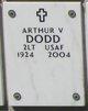 Profile photo:  Arthur V. Dodd