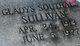 Gladys <I>Southall</I> Sullivan