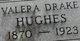 Valera Drake Hughes