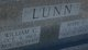 Mary Frances <I>Locke</I> Lunn