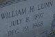 William Henry Lunn