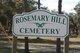 Rosemary Hill Cemetery
