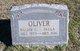 Della W <I>Moncrief</I> Oliver