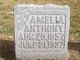 Profile photo:  Amelia Anna <I>Schade</I> Anthony