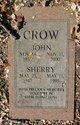 Sherry Susanne <I>Wigley</I> Crow