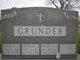 Gertrude E Grunder