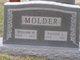 Pauline Lillian <I>Mayhall</I> Molder