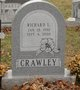 Profile photo:  Richard L Crawley