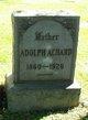 Profile photo:  Adolph Achard