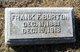 "Franklin Fletcher ""Frank"" Burton"