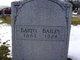Profile photo:  Barto Bailey
