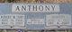 "Robert Maloy ""Loy"" Anthony"