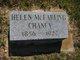 Helen <I>McFarline</I> Chaney