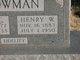 Henry Wilford Bowman