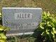 Jane Esther <I>Matson</I> Aller