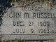 George John M. Russell