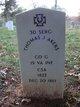 Sgt Thomas J(efferson?) Akers