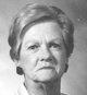 Edna Mae <I>Meadows</I> Abney