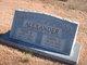 Anne W Alexander