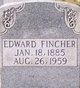 """Richard E """"Edward"""" Fincher"""