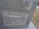 Profile photo:  Bertha Odell Creekmore