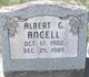 Profile photo:  Albert G. Ancell