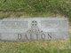 Profile photo:  Orville Cecil Dalton, Sr