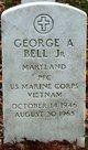 PFC George Albert Bell, Jr