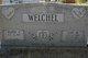 "Eunice Mae ""June"" <I>Sheriff</I> Welchel"