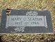 Mary Calloway <I>Praether</I> Slaton