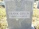 Frank Wilson Dixon