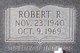 "Robert Richard ""Rob"" Miller"