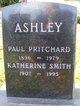 Katherine MacRae <I>Smith</I> Ashley