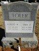 Profile photo:  Oma F. <I>Carpenter</I> Toler