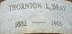 Thornton Leonard Bray