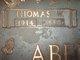 "Profile photo:  Thomas Woodrow ""Woody"" Abernathy"