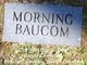 Profile photo:  Morning Baucom