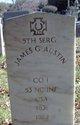 Sgt James G. Austin