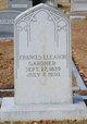 Profile photo:  Frances Eleanor <I>Secor</I> Gardner