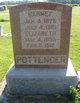 Elizabeth <I>Eikenberry</I> Pottenger