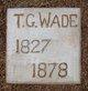 Thomas G. Wade