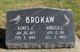 Profile photo:  Agnes J. Brokaw