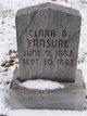 Profile photo:  Clara B Frasure
