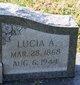 """Lucia Anna """"Lucy"""" <I>Rossano</I> Caprio"""